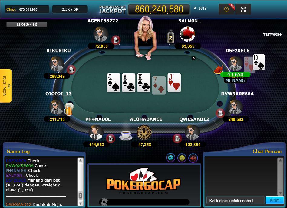 Cara Bermain QQ Poker Online