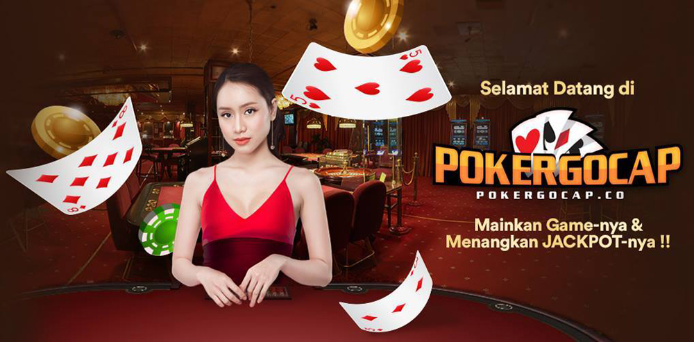 Selamat datang di agen idn poker terpercaya pokergocap