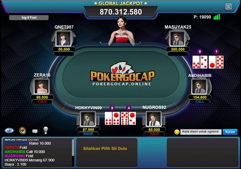Jenis Permainan DominoQQ Terbaik Di Situs IDN Poker