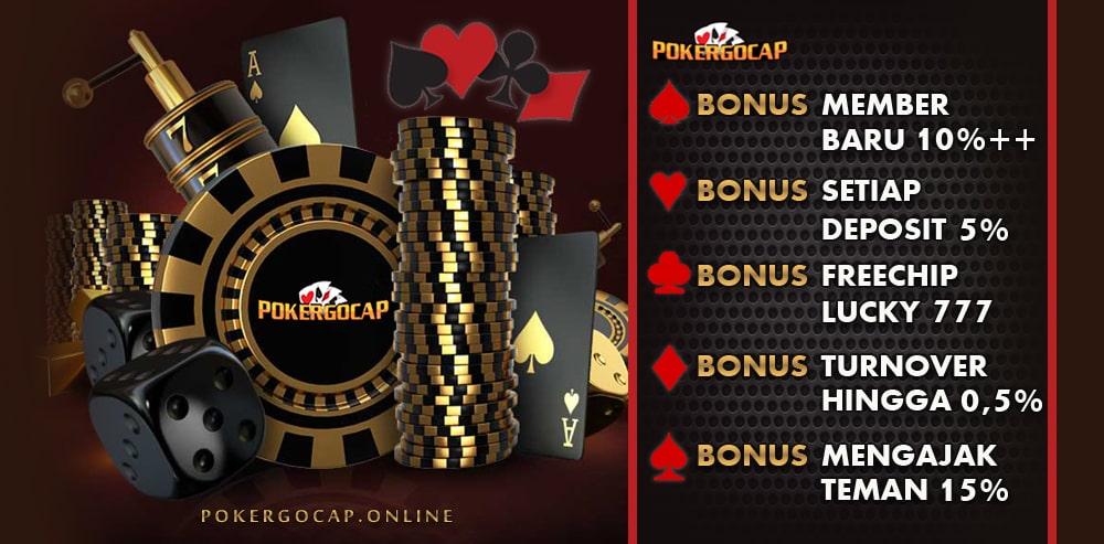 Promo terbaru pokergocap