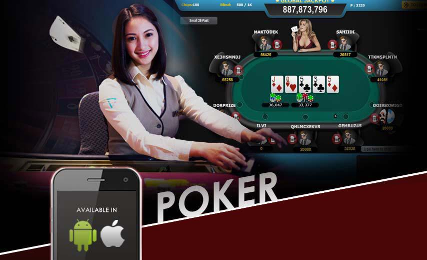 Cara Download Aplikasi Poker Online