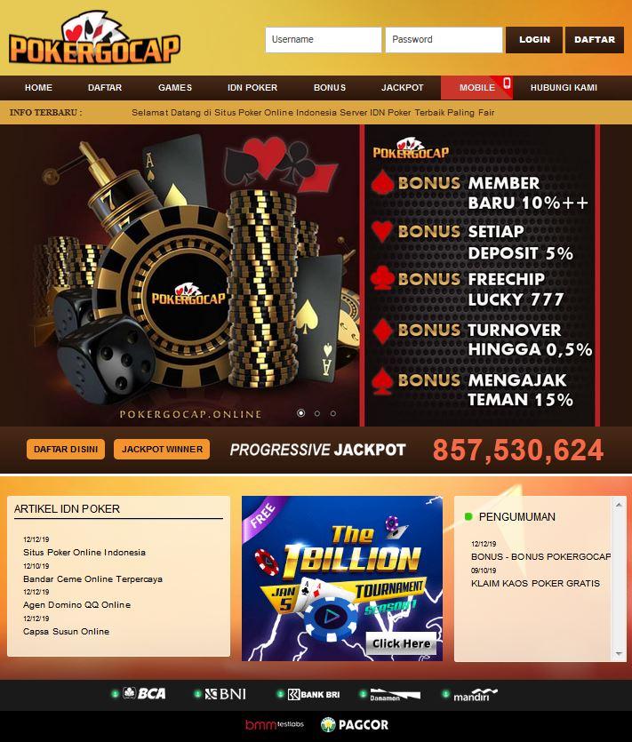 Tips Memilih Situs Poker Online Terbaik - PokerGocap