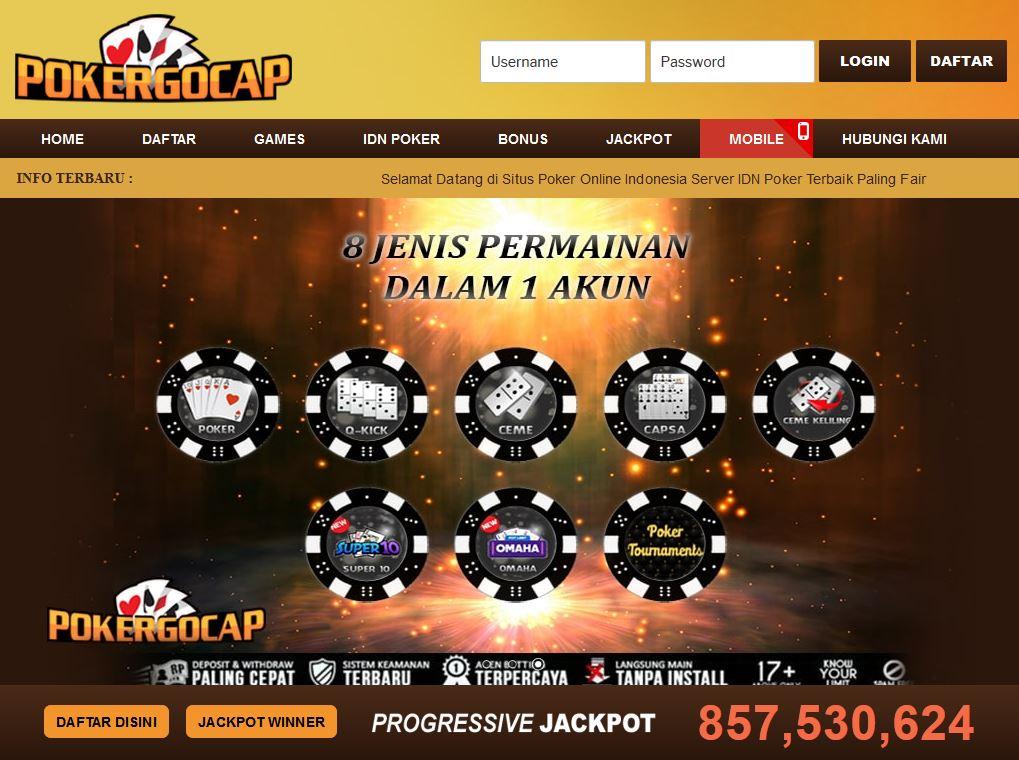 Mengenal Lebih Dekat Tentang Situs Poker Online Indonesia