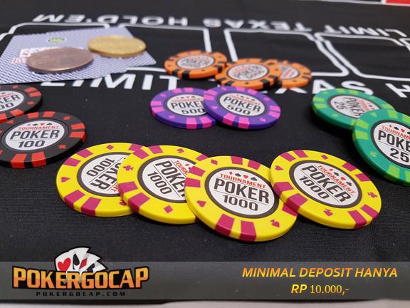 Situs IDN Poker Indonesia Deposit 10rb
