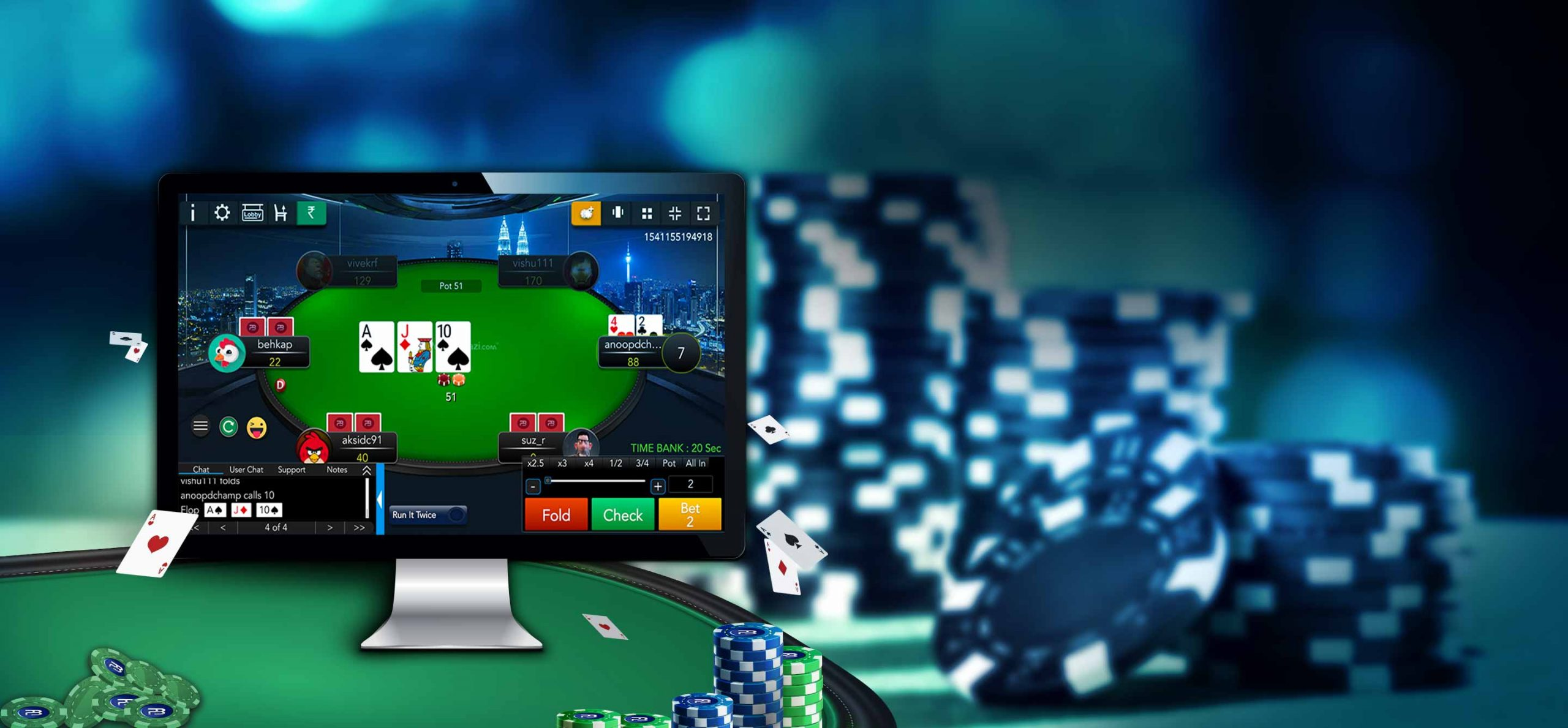 Tips Bermain Judi Poker Online Indonesia di PokerGocap