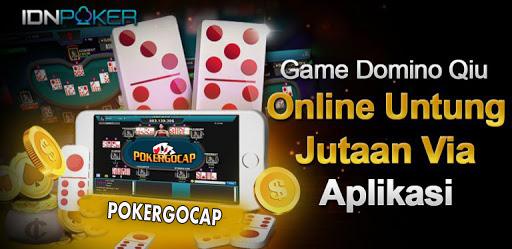 Domino QQ Online Uang Asli Dengan Fitur Aplikasi HP Android
