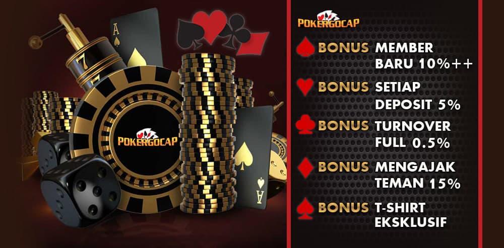 Bonus Terbesar IDN Poker